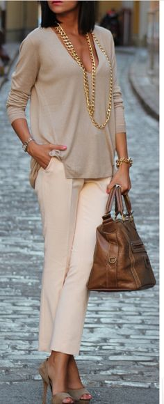 Style Inspiration - Nude The Perfect Neutral 12