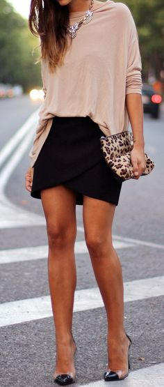 Style Inspiration - Nude The Perfect Neutral 13