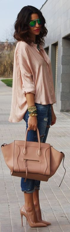 Style Inspiration - Nude The Perfect Neutral 14