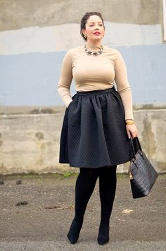 Style Inspiration - Nude The Perfect Neutral 16