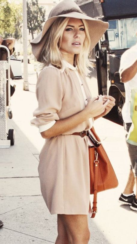 Style Inspiration - Nude The Perfect Neutral 2