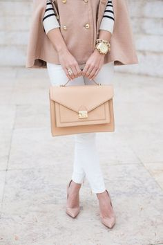 Style Inspiration - Nude The Perfect Neutral 21