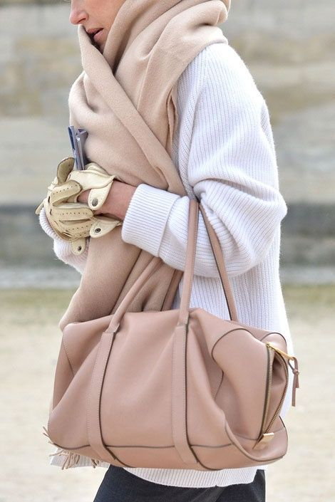 Style Inspiration - Nude The Perfect Neutral 22