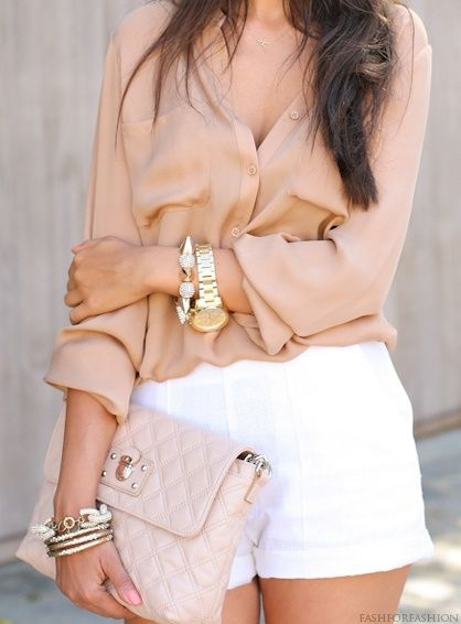 Style Inspiration - Nude The Perfect Neutral 3