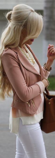 Style Inspiration - Nude The Perfect Neutral 5