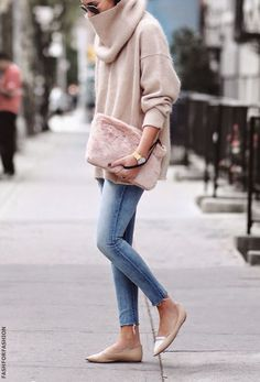 Style Inspiration - Nude The Perfect Neutral 7