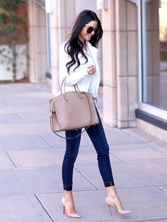 Style Inspiration - Nude The Perfect Neutral 8
