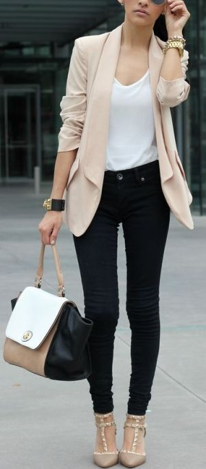 Style Inspiration - Nude The Perfect Neutral