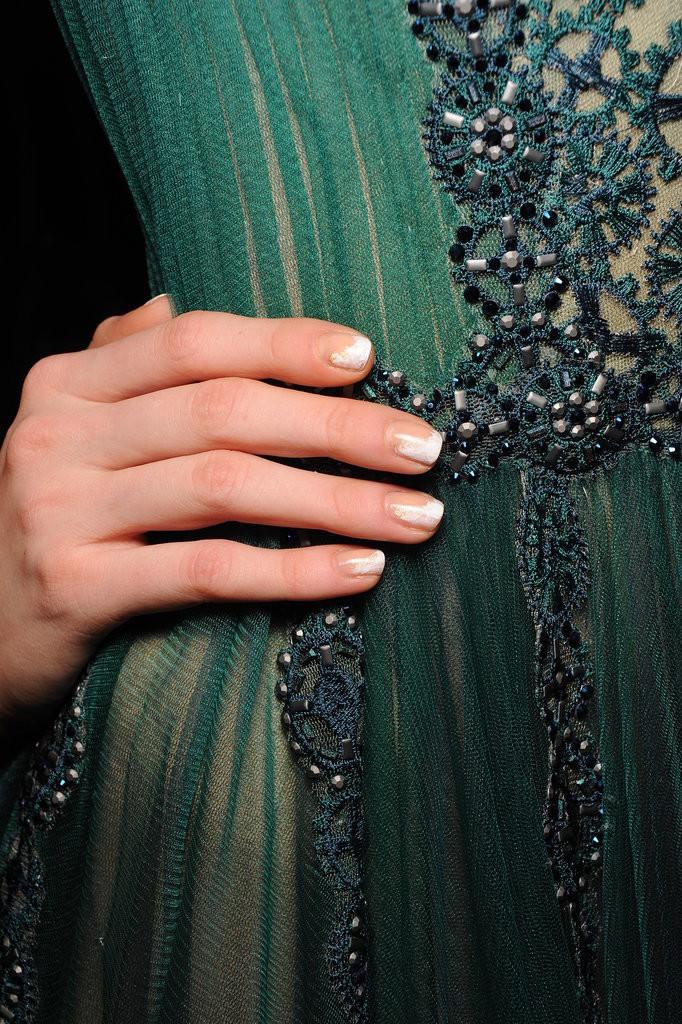 Perfect Winter 2016 Nail Polish Trends Adornment - Nail Art Ideas ...