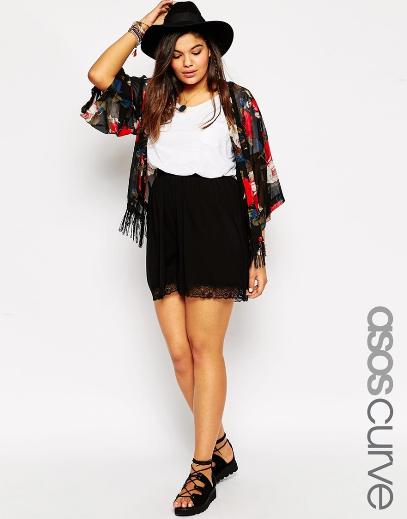 2015 Spring & Summer Plus Size Fashion Trends 11