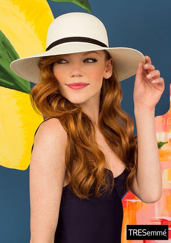 12d922f6 2015 Spring / Summer Hat & Headwear Trends - Fashion Trend Seeker