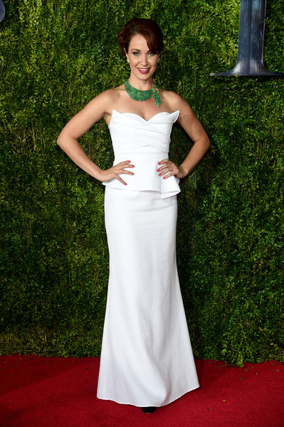 2015 Tony Awards Best Dressed Red Carpet Fashion 17