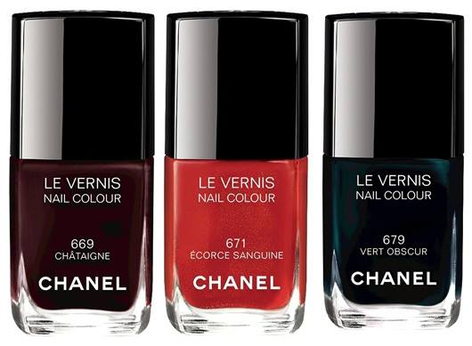 Chanel Les Automnales Fall 2015 Makeup Collection 11