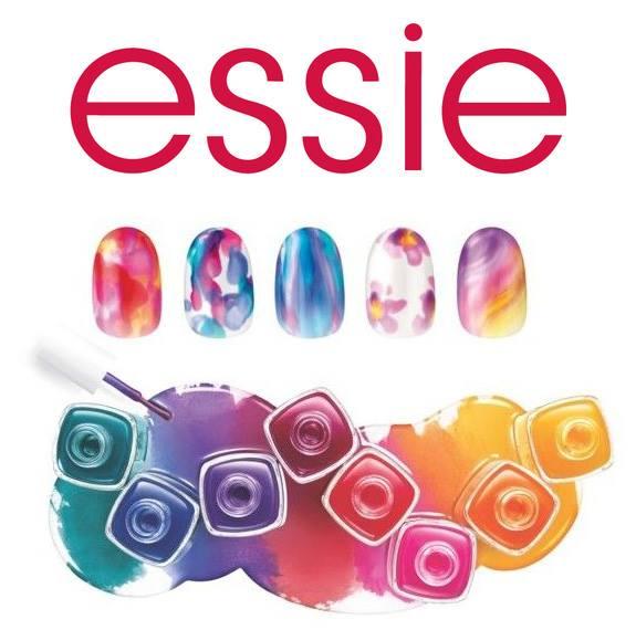 Essie Silk Watercolor Summer 2015 Nail Polish Collection - Fashion ...