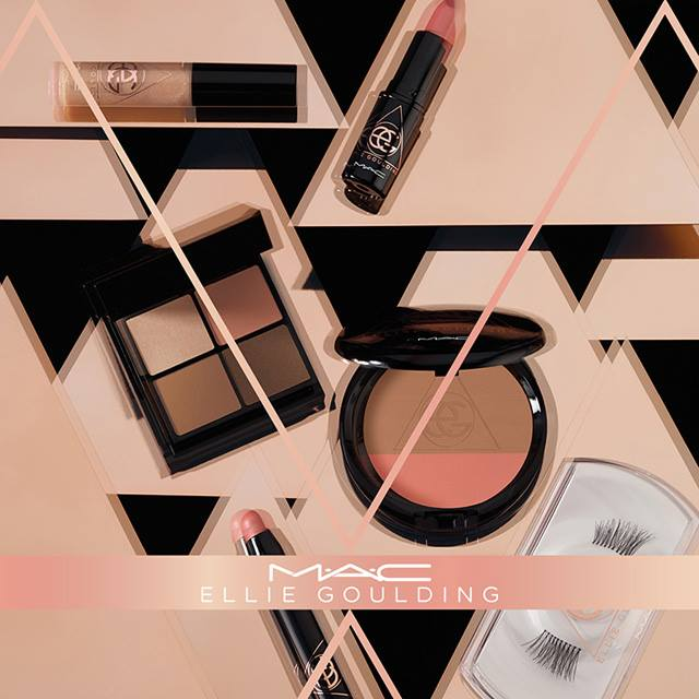 First Look - MAC Ellie Goulding Holiday 2015 Makeup Collection 2
