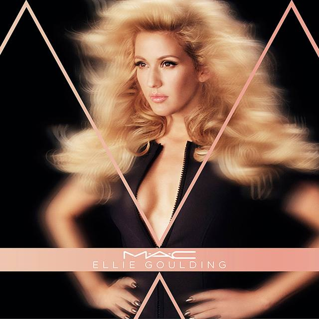 First Look - MAC Ellie Goulding Holiday 2015 Makeup Collection