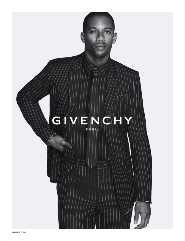 Givenchy Fall - Winter 2015 Ad Campaign Featuring Donatella Versace 3