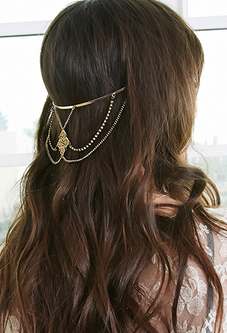 Hair Trend Alert - Backwards Hair Accessories 5