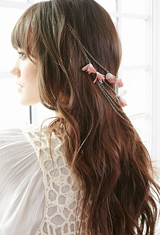 Hair Trend Alert - Backwards Hair Accessories  7