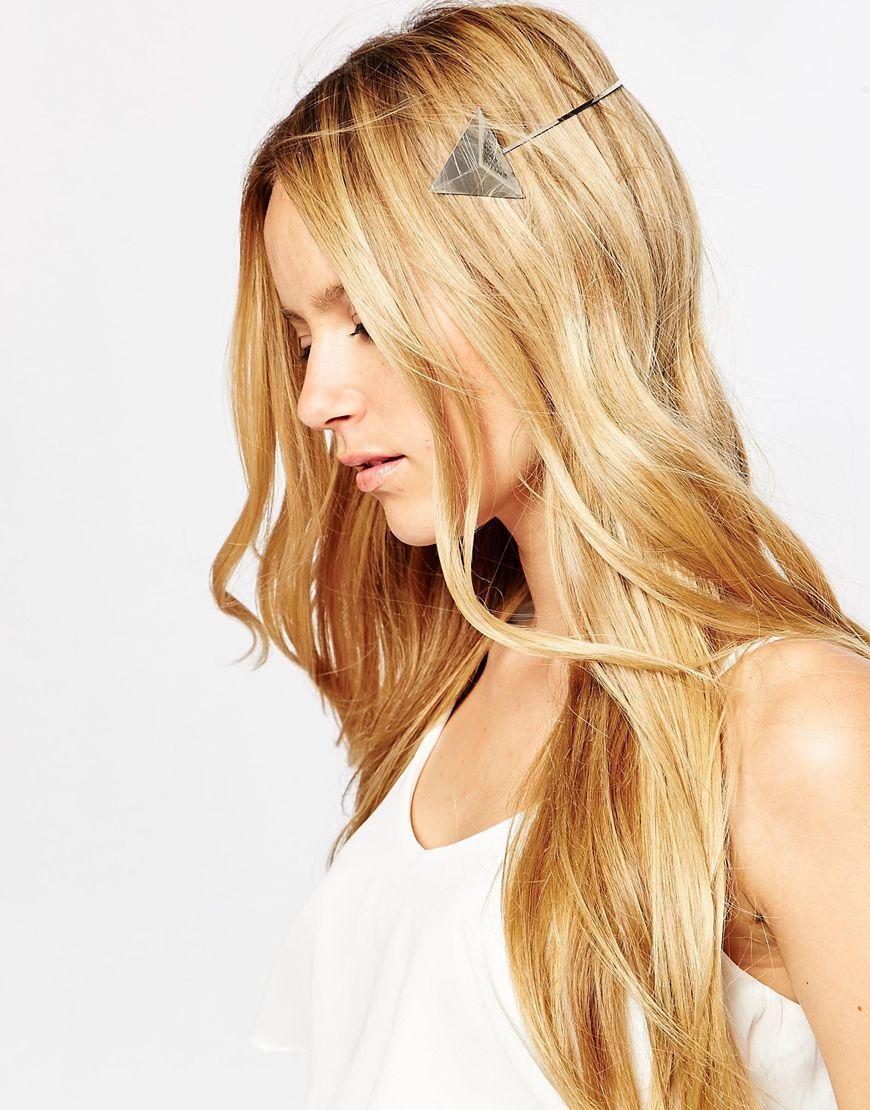 Hair Trend Alert - Backwards Hair Accessories