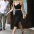 Jennifer Lawrence Looks Striking In 2- Piece Michael Kors Set