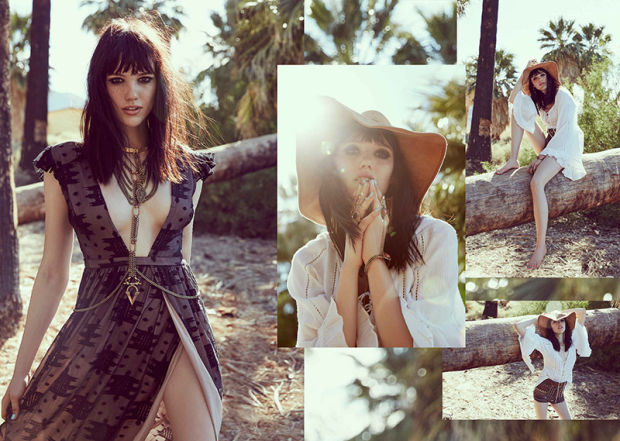 Nasty Gal's Boho Chic Summer 2015 Lookbook 4