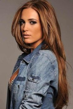 2015 Fall Hair Color Trend - Bronde is The New IT Shade 6