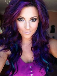2015 Fall & Winter 2016 Hair Color Trends 2