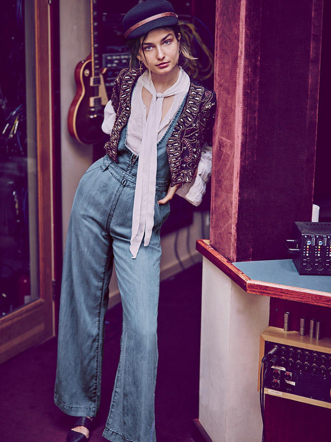 Free People's Romantic Pre-Fall 2015 Lookbook 3