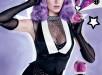 Katy Perry Goes Back To Purple Hair In New Fragrance AD
