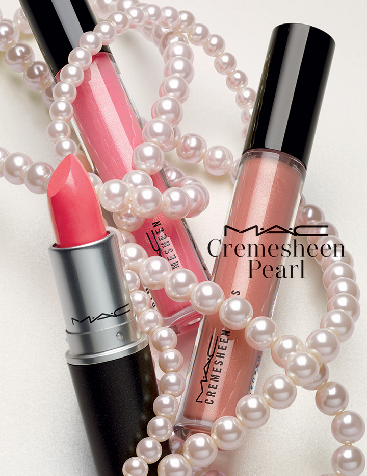 MAC Cremesheen Pearl Collection for Summer 2015 2