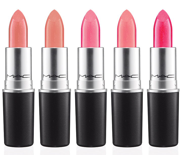 MAC Cremesheen Pearl Collection for Summer 2015 4