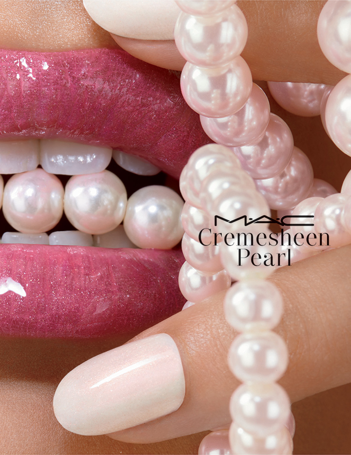 MAC Cremesheen Pearl Collection for Summer 2015