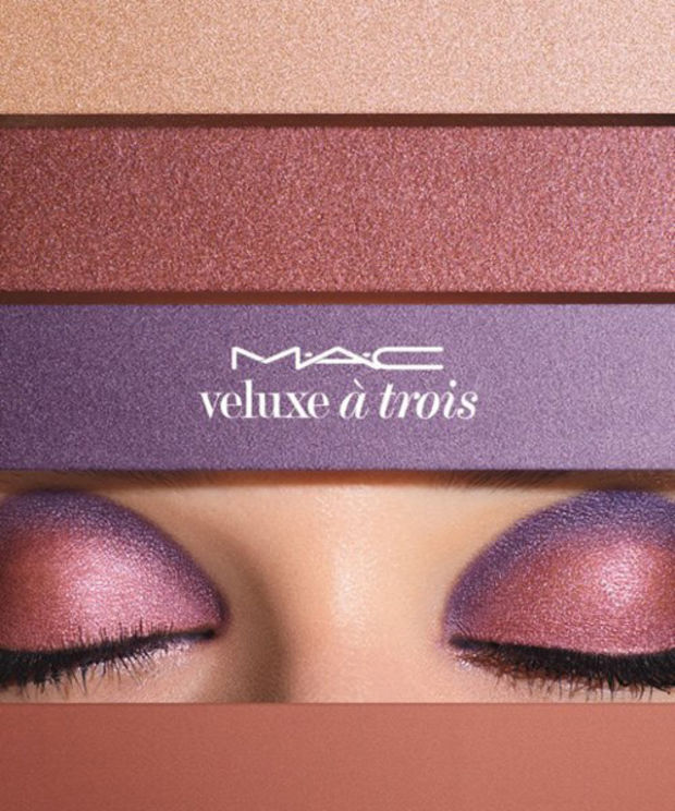 MAC Veluxe a Trois Makeup Collection For Fall 2015