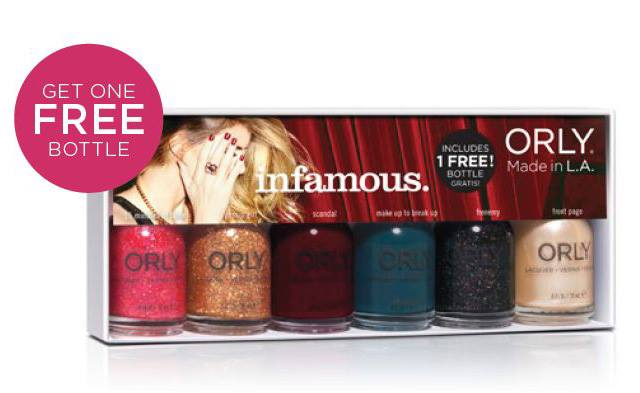 Orly Infamous Holiday 2015 Nail Polish Collection 3