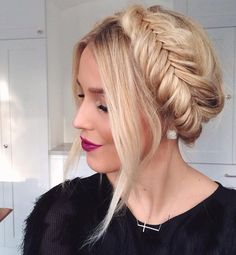 2015 Homecoming Hairstyles 14