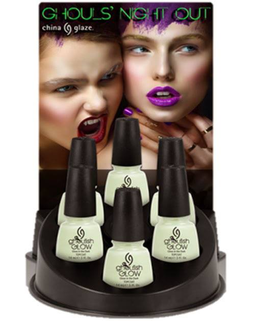 China Glaze Halloween 2015 Nail Polish Collection - Ghouls' Night Out  2