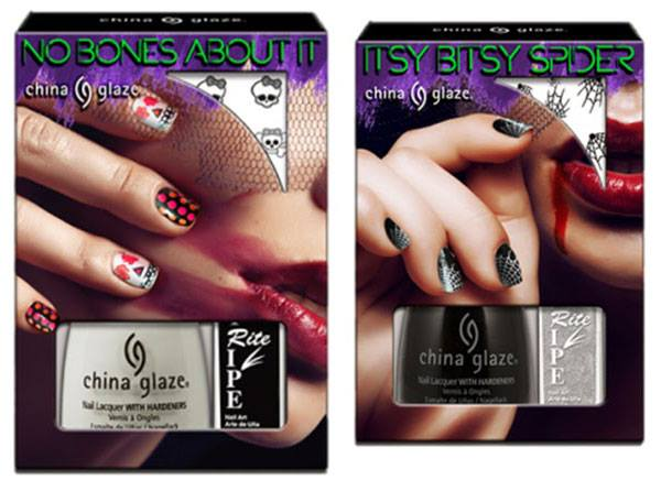 China Glaze Halloween 2015 Nail Polish Collection - Ghouls' Night Out 3
