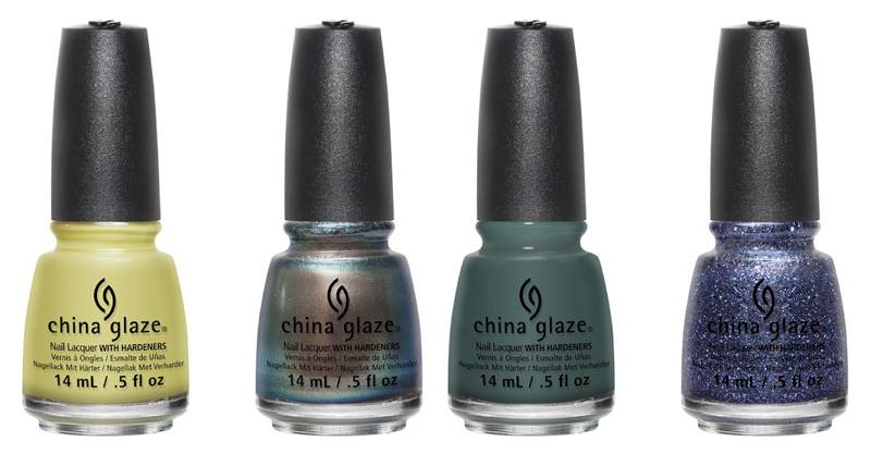 China Glaze The Great Outdoors Nail Polish Collection For Fall 2015 2