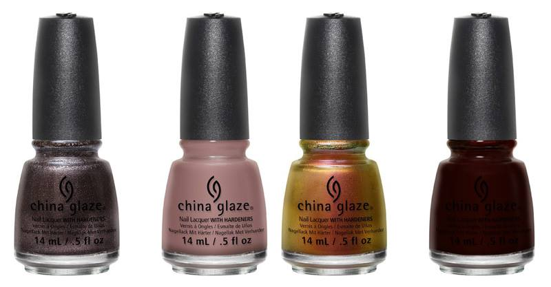 China Glaze The Great Outdoors Nail Polish Collection For Fall 2015 4
