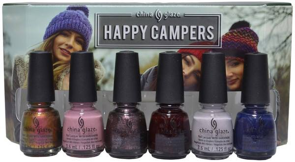 China Glaze The Great Outdoors Nail Polish Collection For Fall 2015 5