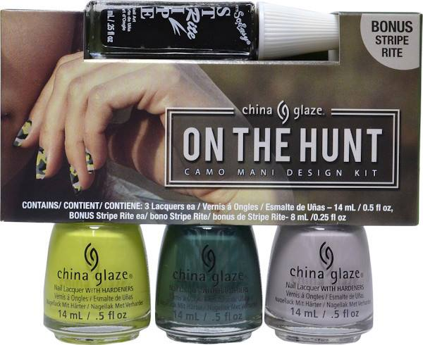 China Glaze The Great Outdoors Nail Polish Collection For Fall 2015 7