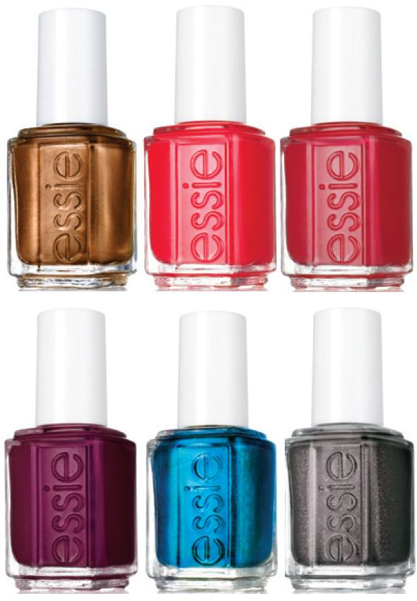 Essie Leggy Legend Fall 2015 Nail Polish Collection - Fashion Trend ...