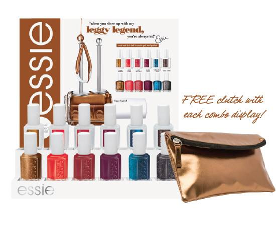 Essie Leggy Legend Fall 2015 Nail Polish Collection