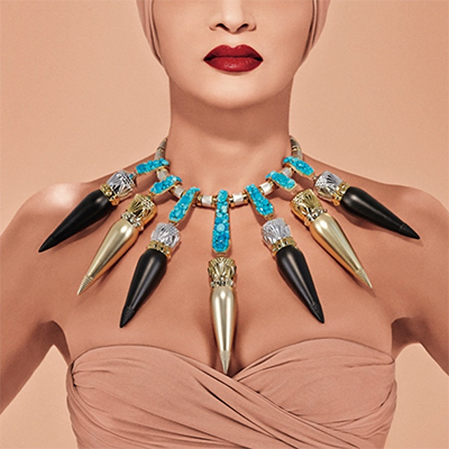 First Look - Christian Louboutin's Luxury Lipstick Line 3