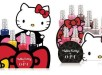 Hello Kitty by OPI Nail Polish Collection 2016 2