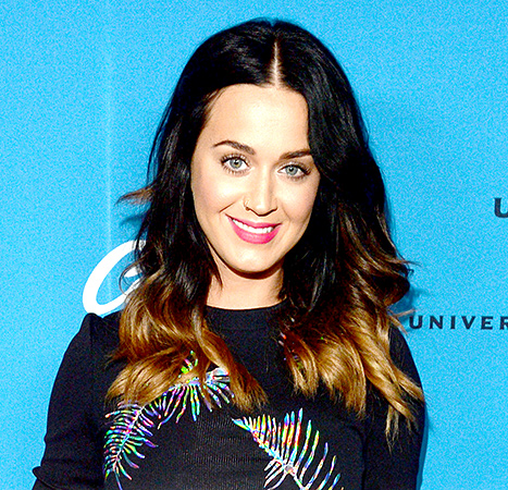 Katy Perry Tries Out Bronde Hair Trend With A Twist