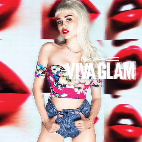 MAC Viva Glam Miley Cyrus 2 Collection