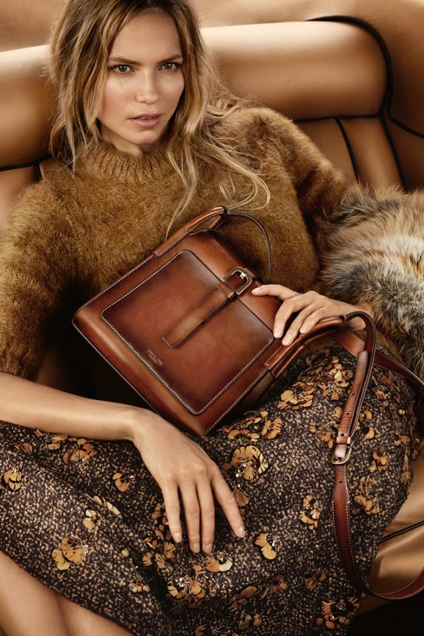 Michael Kors Fall 2015 Accessories AD Campaign 2