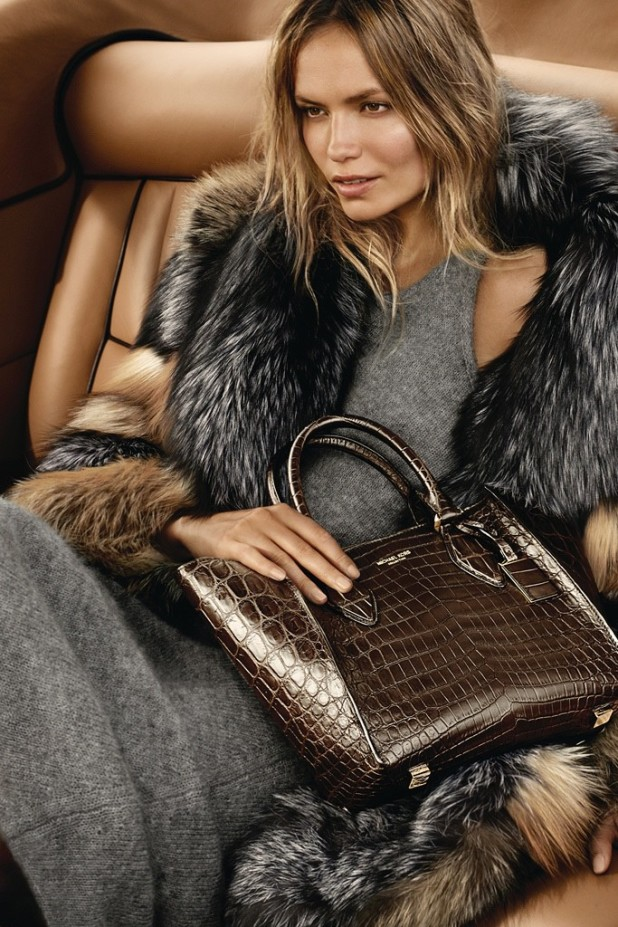 Michael Kors Fall 2015 Accessories AD Campaign 3